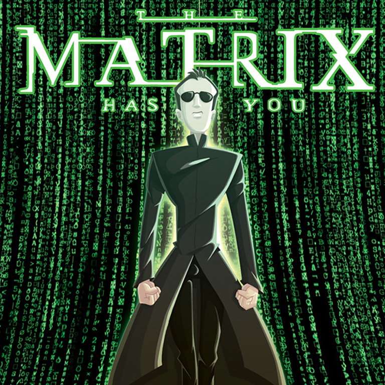 A discussion on the religious themes in the film the matrix